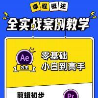 李兴兴AE+PR进阶秘籍