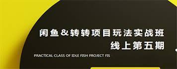 闲鱼项目(含三份不同玩法)